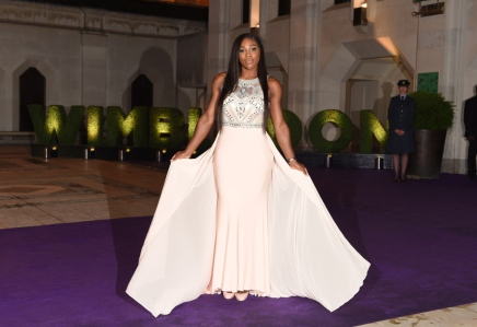The Audacity of Serena Williams Proves Its Her World—And We're Just Living InIt