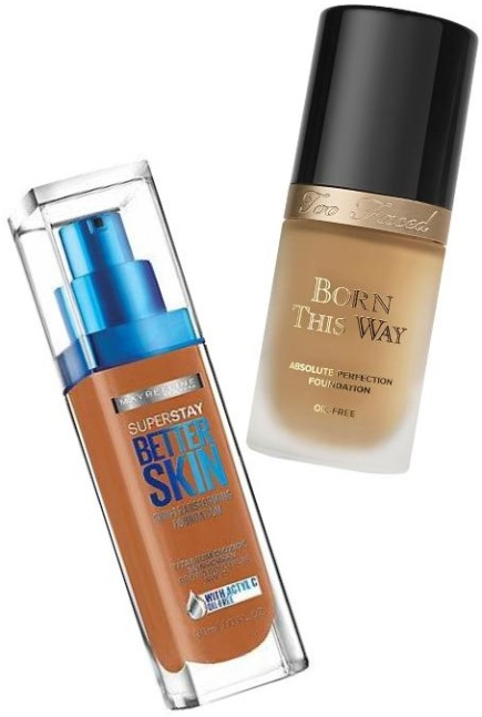 SKIN — The Skin-Bettering Effects of The Right Kind of Foundation