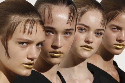 Go For The Gold: 3 Ways To Wear The Season's Can't-Miss Makeup Trend