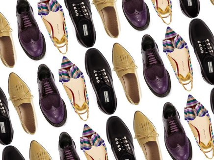 20 Sinfully Cool Pairs Of Non-Boring Flats