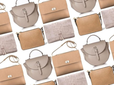 23 Sand-Colored Bags In Every Shape And Size