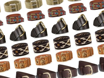 19 Rugged Belts For When Your Outfits Need An Edgy Pick-Me-Up